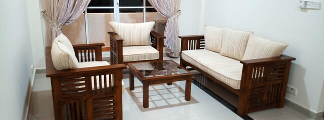 Apartment in Colombo 6 for short term renting, vacation rental in Dehiwala