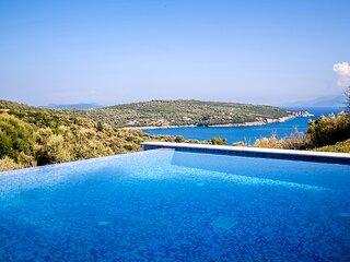 Luxury Villa De Ewelina with Heated Pool & Jacuzzi