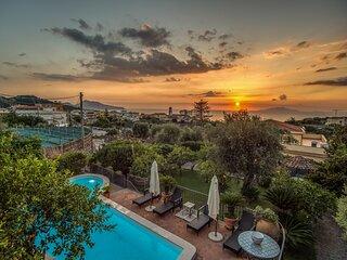 AMORE RENTALS - Beautiful Historic Villa Lucia with Private Pool, SBeautiful His