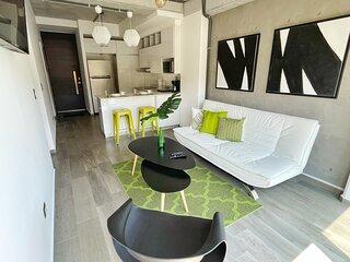 Moderno apartamento a 2min de Cayala