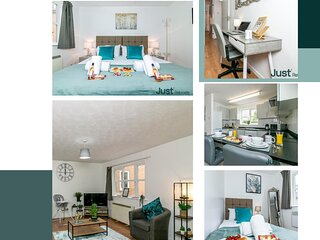Bishops Court 2 bed Apartment with Parking in Oxford!!