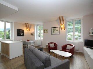 LE MONT DORE CENTRE - Splendide appartement T2 avec WIFI et vue Sancy