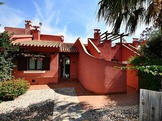 2 bed luxury house with WIFI on 5 star Hacienda Del Alamo Golf Resort, Murcia