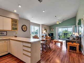 Two Bedroom, Two Bath, Quaint and Inviting Golf View Condo at Holiday Hills!
