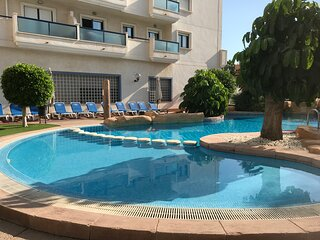 Sea view 2-Bed Apartment Cabo Roig Costa Blanca