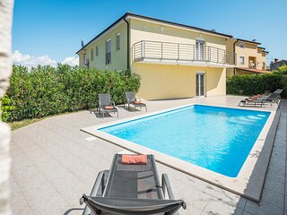 Nice home in Perci with WiFi and 4 Bedrooms (CIE834)