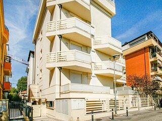 Amazing apartment in Rimini with 1 Bedrooms (IEK362)