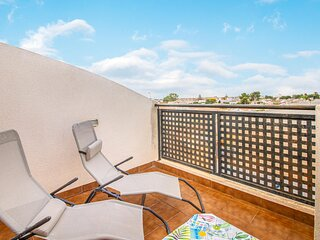 Awesome apartment in San Javier with 2 Bedrooms (ECC972)