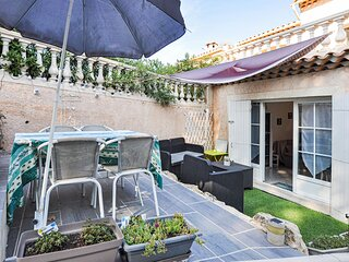 Stunning home in Frejus with WiFi and 0 Bedrooms (FCV794)