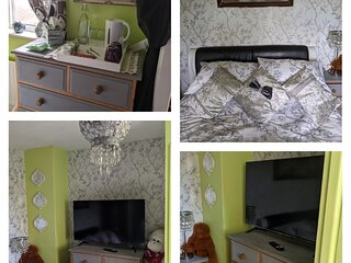 Quaint, Quirky & Cosy Old House In Historic Colchester