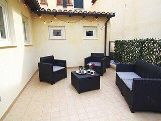 Cozy House con Corte Privata in Centro Storico AQ