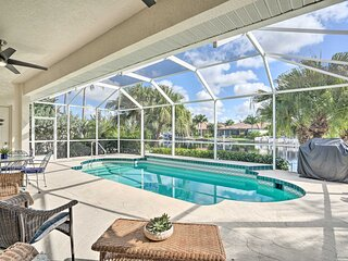 Waterfront Home with Pool, Fishing + Gulf Access!