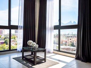 Moderno y centrico Loft con una gran accesibilidad en Monterrey