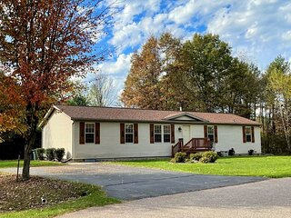 Evergreens at Spring Brook Resort   Spacious 4 Bedroom On Beautiful Golf Course
