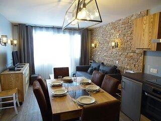 Très bel appartement rénové, quartier Falaise