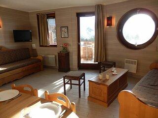 Appartement pour 8 personnes proche des commerces et de l'accueil station