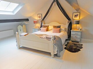 Gowland Cottage, Charming 18th Century, Old Town, Listed Fisherman's Cottage