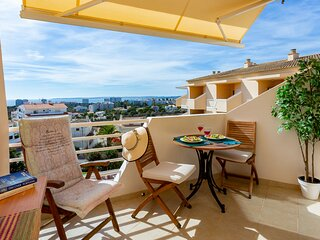 Home-from-Home,  near Beach & Alvor village with Airconditioning