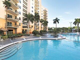 Wyndham Palm Aire Resort in Pompano Beach, 2 BR, 1, 1 br, March 5- 12, 2022