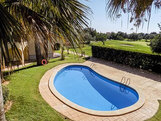 Stunning apartment in San Jorge with WiFi, Outdoor swimming pool and 1 Bedrooms