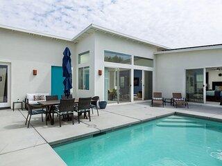 Blue Agave Desert Hot Springs, Palm Springs, Joshua Tree - Amazing pool home!