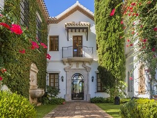 Cubo's Villa Huerta del Conde Malaga