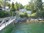 PINE CLIFF DWELLER| SOUTHPORT ISLAND | AMAZING OCEAN VIEWS| PRIVATE DOCK & FLOAT| COVERED & OPEN DECKS | ISLAND LIVING