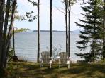 Adirondack view.