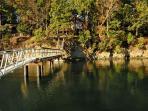 Neil Bay dock