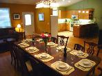 Culture Blend, Guerneville Vacation Rental, Gourmet Kitchen