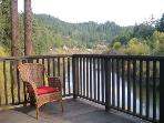 Dock Calm, Back Deck has Gorgeous River Views