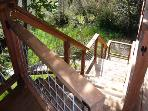 Irish Mist Riverfront Home with Stairs to River Dock
