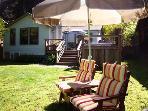Rio Lindo, Vacation Rental, Villa Grande, Duncans Mills, CA