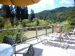 Riverside Lodge, Russian River Vacation Homes. Guerneville