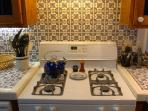 Custom Tile Work in the Kitchen