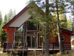 Northview Cabin- Mountain Style home in Spring Mtn. Ranch with amenities