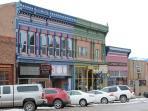 Main street in Phillipsburg