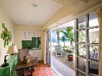 1st Bedroom-Ocean View