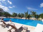 Oceanfront Fresh Water Swimming Pool