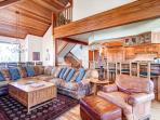 Boulder Ridge Lodge Great Room Breckenridge Lodging Luxury Vacat