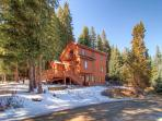 Brookside House in Blue River Breckenridge Lodging