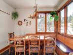Boulder Ridge Lodge Breakfast Nook Breckenridge Lodging Luxury V