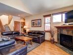 Highland Greens Living Room Breckenridge Lodging Vacation Rental