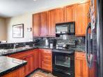 Highland Greens Kitchen Breckenridge Lodging Vacation Rentals