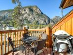 Mt. Victoria Lodge Hot Tub Balcony Views Frisco Lodging Frisco L