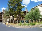 Park Place Hot Tubs in Summer Breckenridge Lodging