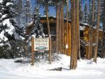 Peak 8 Village Complex Entrance Breckenridge Lodging