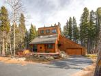Pine Station House in Fall Breckenridge Luxury Home Rentals