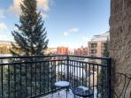 Powderhorn Balcony Breckenridge Ski-in/Ski-Out Condo Rentals