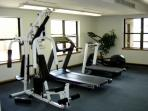 River Mountain Lodge Fitness Center Breckenridge Lodging